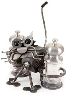 ChubbyナットThe Cat Salt and PepperホルダーYardbirdsリチャード・Kolb