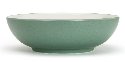 - Noritake Colorwave Round Vegetable Bowl, Green