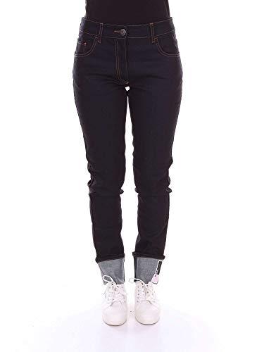 Denim Gfp3781ql6f0008 Prada Mujer Azul Jeans wCat8xRq