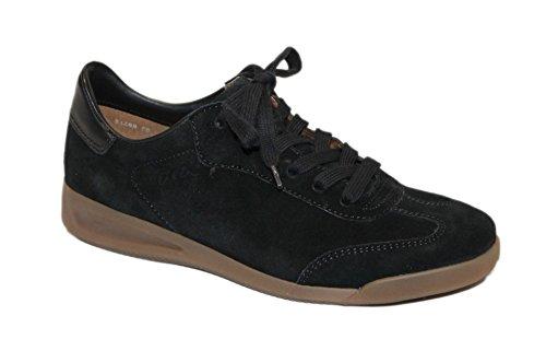37 34489 Rom Sneakers Eu Nero Camoscio Ara Donna PU6Uwq
