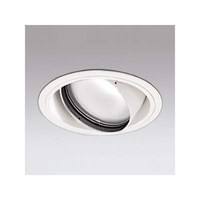 LEDユニバーサルダウンライト M形 φ150 CDM-T70W形 高彩色形 ミディアム配光 連続調光 オフホワイト 白色 B07S1SBQH4