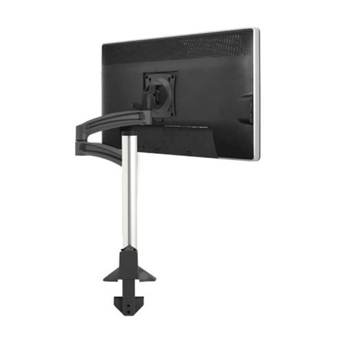 Chief Manufacturing KONTOUR Desk Mount for Flat Panel Display K2C120B (Black)