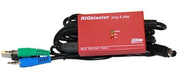 RIGblaster Data Jack Plug & Play Complete by West Mountain Radio