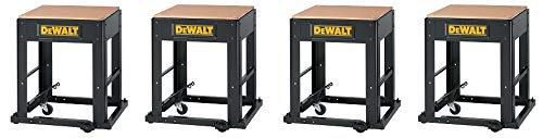 DEWALT DW7350 Planer Stand with Integrated Mobile Base (4-(Pack))