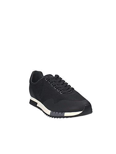black Blauer mes 8fdetroit01 In Tela Sneakers Scarpe Blu Uomo w81aOB