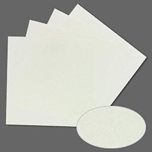 Polishing Papers for Metal Clay 400 600 8000 Grit Assortment 3M