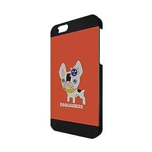 Iphone 6 6s Motomo Hybrid Solid Fundas Case Famous DSQUARED Fundas Case for Women Man(4.7 Inch)