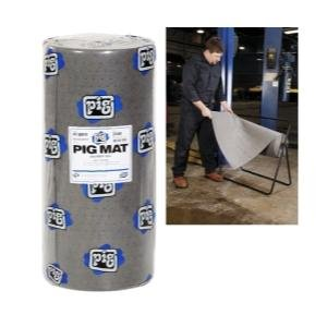 New Pig Corporation NPG-25400 Universal Medium - Weight Absorbent Mat Roll 30 in. x 150 ft.
