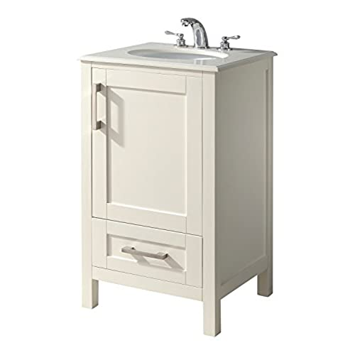 Inch Bathroom Vanity Amazoncom - Bathroom vanity 20 inches wide
