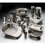 Stainless Steelware - Adult Bed Pan, 14'' - Model 73427 - Each