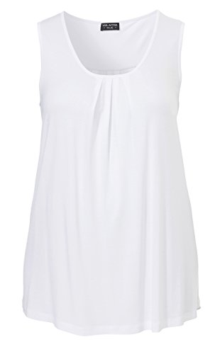 Via Appia Due - Camiseta sin mangas - para mujer Weiß