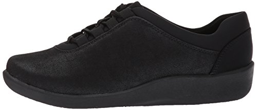 Black W CLARKS Shoe 7 US 5 Sillian Women's Synthetic Walking Pine XwSHAqS