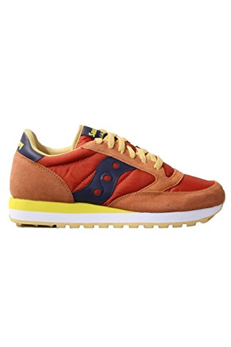 bruciato arancione Shoes Original Cross Women's Jazz 379 Saucony nRCqaA