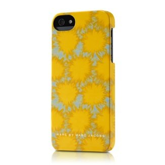 new arrival 3e67c 23120 Incase Marc Jacobs Iphone 5 and 5s Phone Case Lemon Custard
