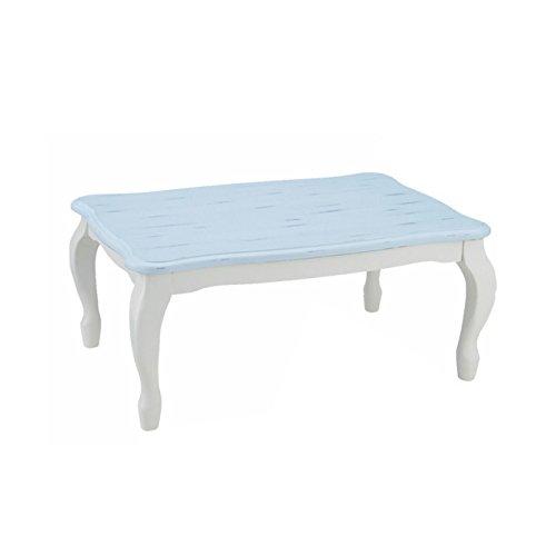 有名なブランド こたつ テーブル こたつテーブル ブルー 姫系 90×60 アンティーク 猫脚 シャビーシック 姫系 コタツテーブル B07842GPT2 こたつテーブル B07842GPT2, 厨房Byonho:3429a199 --- vanhavertotgracht.nl