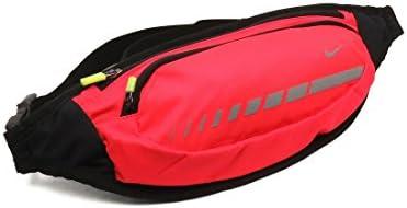 Nike NRF32611OS - Riñonera para Adultos (Talla 3.0), Color Negro y Rojo: Amazon.es: Deportes y aire libre