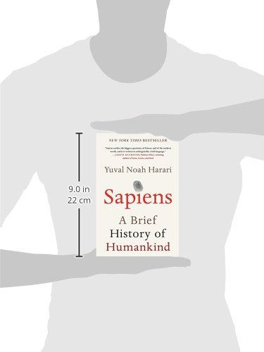 Sapiens : A Brief History of Humankind (2015, Hardcover)