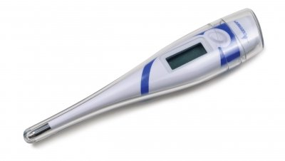 Dual Scale Flexible Tip Digital Thermometer Lumiscope