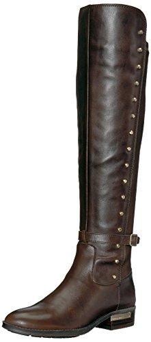 Vince Camuto Women's Pelda Over The Knee Boot, Fudge Brownie, 7 Medium (Sandals Fudge)
