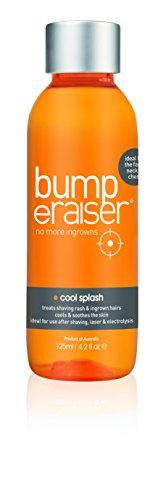 bump eRaiser Cool Splash gegen Rasurhautausschlag, beugt gegen einwachsende Haare vor, kühlt und beruhigt die Haut, 125 ml.