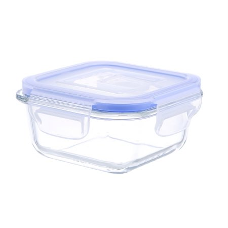 10 ounce container with lid - 4