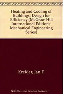 Heating and cooling of buildings principles and practice of energy heating and cooling of buildings design for efficiency fandeluxe Choice Image