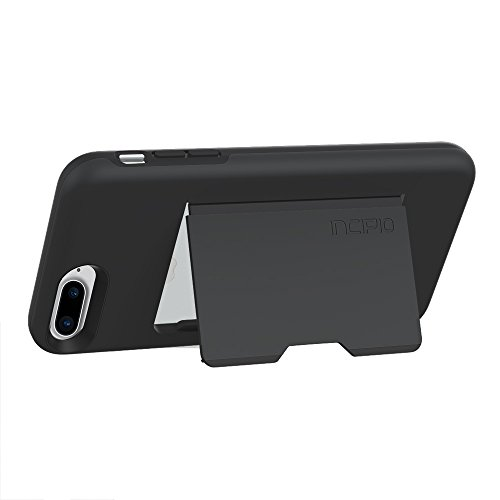 size 40 6c781 9708a Incipio IPH-1503-BLK iPhone 7 Plus / 8 Plus Stowaway Advanced ...