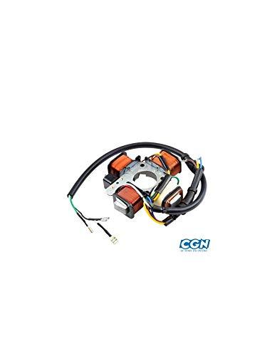 Piaggio Ciao 12v Motodak Stator Cyclo teknix Adapt