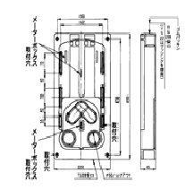 Amazon.co.jp: 伊藤電気製作所 中部電力管内用 電力量計(計器