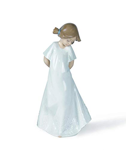 NAO So Shy Porcelain Figurine
