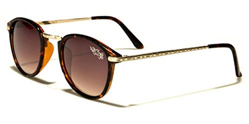 Retro Rewind Vintage 70's Men's - Sunglasses Tortoise Retro Shell