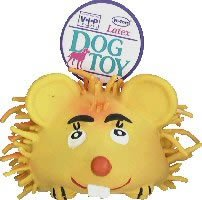 Vo-Toys Latex Hairy Mouse Jumbo Dog Toy, My Pet Supplies