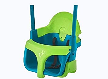TP Quadpod Adjustable 4-in-1 Swing Seat