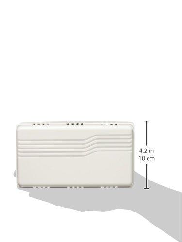 [해외]히스 제니스 SL-2796-02 기본 시리즈 유선 도어 차임, 화이트/Heath Zenith SL-2796-02 Basic Series Wired Door Chime, White