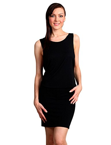 Low Armhole Seamless Tunic Dress Rena Tunic