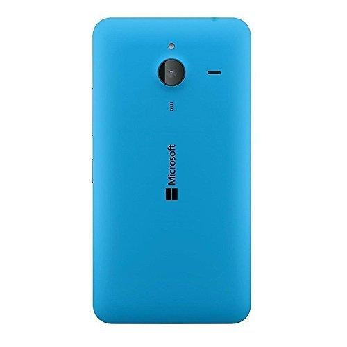 Microsoft Lumia 640 XL 8GB Quad-Core Windows 8.1 Single Sim Smartphone (GSM Unlocked) – Blue