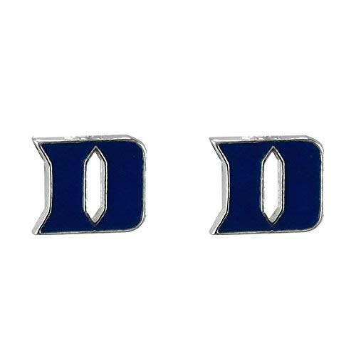SANDOL Duke Blue Devils Logo Stud Earrings