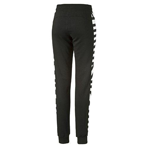 Puma AOP Pantalones negro