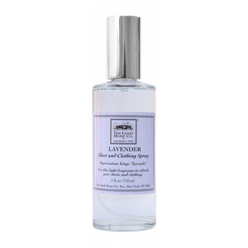 Lavender Sheet Spray 4oz spray by Good Home Co. by The Good Home Co.