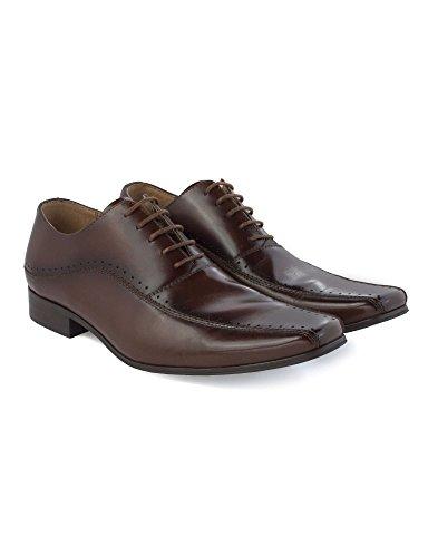 Jeff Banks 0046970350 - Zapatos de cordones para hombre