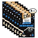 DINE Creamy Treats Tuna & Salmon Cat Treats 12g, 32 Count