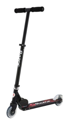 Razor A Kick Scooter - Black Label