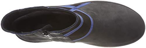 Sz Femme Navy Noir Botines 79 383095 Think Drunta PYqwFAgB