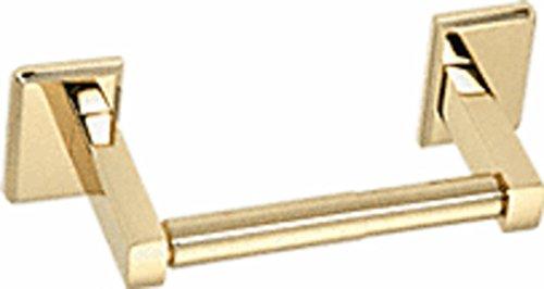 C.R. LAURENCE P1N830BR CRL Brass Pinnacle Series Toilet Tissue - Series Pinnacle Brass