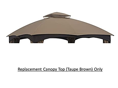 Replacement Canopy Top For Lowes 12 Ft X 10 Gazebo TPGAZ17