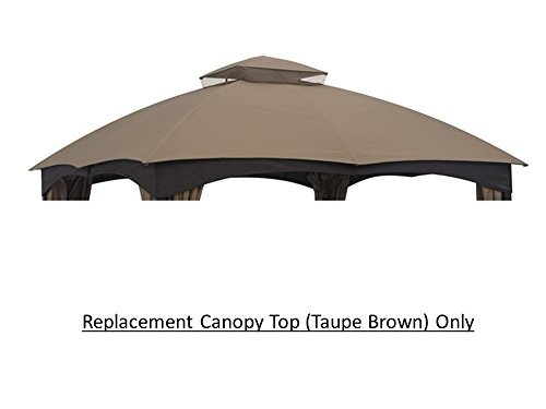 UPC 606989963024, Replacement Canopy Top for Lowe's 12-ft x 10-ft Gazebo #TPGAZ17-002