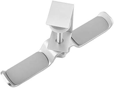 Jerilla ゲーミングヘッドセット用のデュアルハンガーマウントクリップ、 調整可能 ヘッドホン ハンガーフック、 回転アームクランプ付き、 ユニバーサル アンダーデスク イヤホン ハンガースタンド