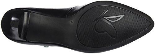 Caprice 22409, Zapatos de Tacón para Mujer Negro (BLACK NAPPA 022)