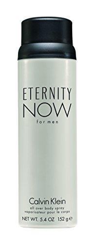 Calvin Klein Eternity Now for Men Deodorant Body Spray, 5.4 fl. oz.