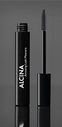 Alcina Amazing Lash Mascara black 010 8 ml <p>For perfect bounce and optimally lengthened eyelashes 8 ml</p> by Alcina